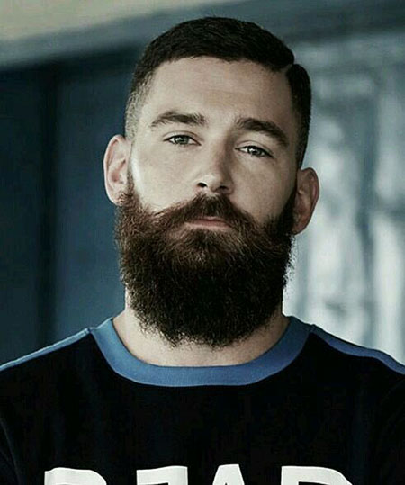 Best Haircut for Men with Beards, Beard Bearded Beards Baarden