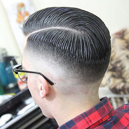 Classic Hairtyle for Men, Hair Classic Haircuts Fade