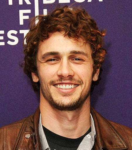 Male Celeb with Curly Hair, Robert Henry Franco Sexy