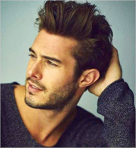 Men Medium Haircut, Mens Medium Hairtyles Haircuts