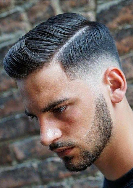 Popular Hairtyle for Men, Fade Low Hairtyles Hair