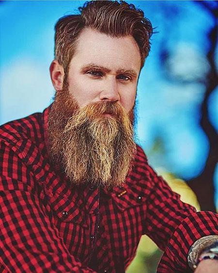 Beard Bearded Styles Short