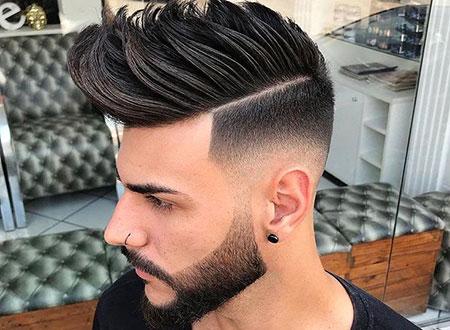 Medium Hairtyles Haircuts Fade