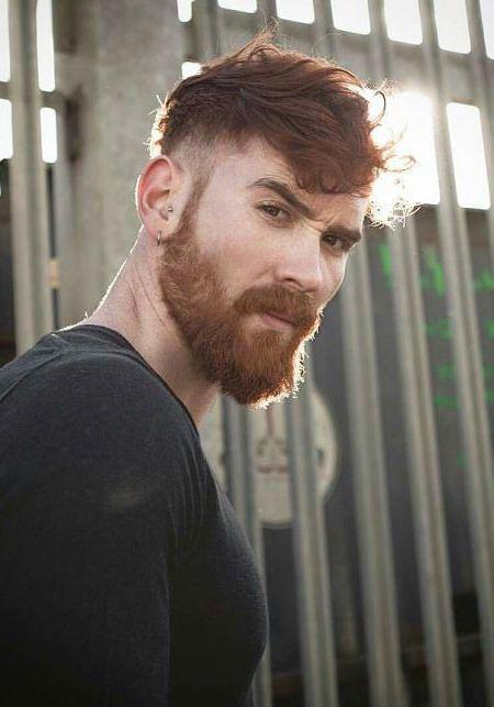 Beard Ginger Hipster Charlie