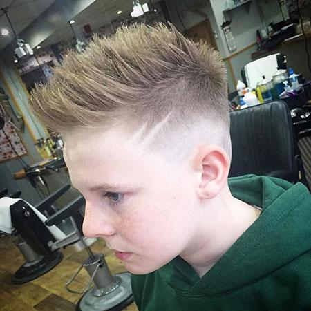 Boys Hair Slick Some
