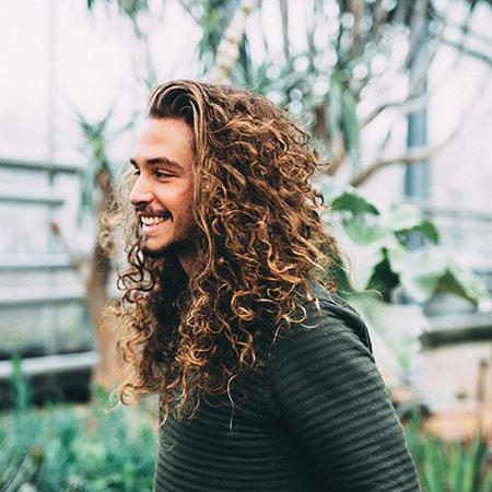 Curly Hair Long Styles