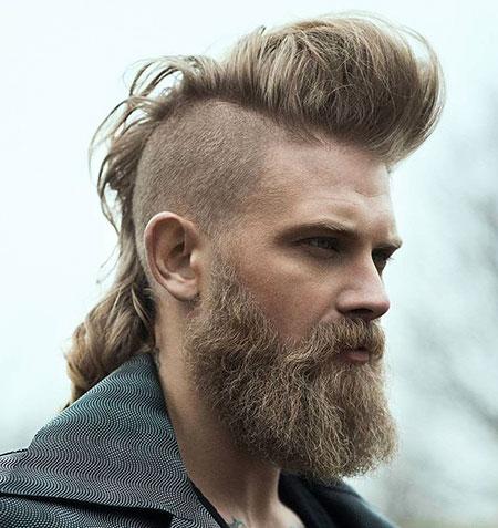 Hair Long Beard Hairtyles