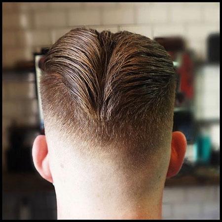 Hair Pompadour Haircuts Fade
