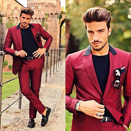Fashion Mens Prom Suits