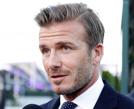 David Beckham Charlie Looks