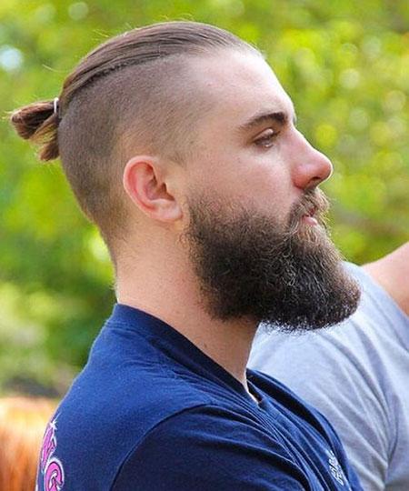 Jamie Styles Beard Day