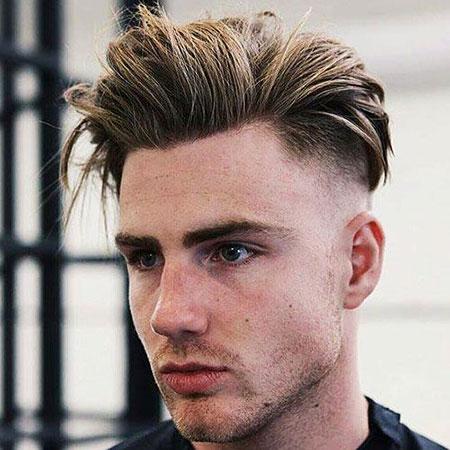 Hair Guys Teenage Robert