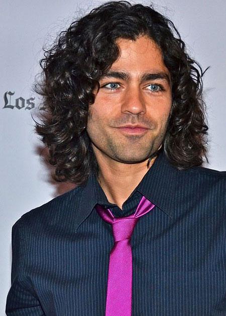 Curly Long Chris Cornell