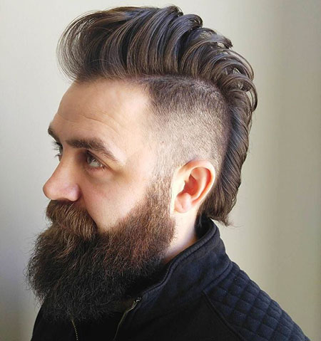 Hair Fade Mohawk Styles