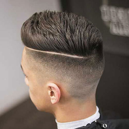 Haircuts Fade Hair Undercut