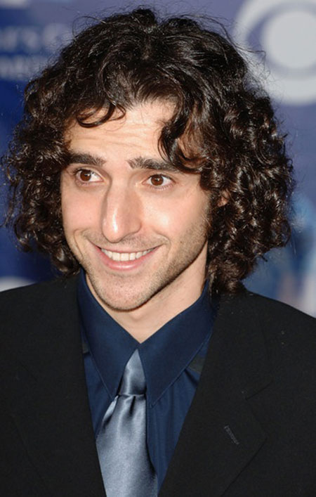 Curly Long Groban Josh