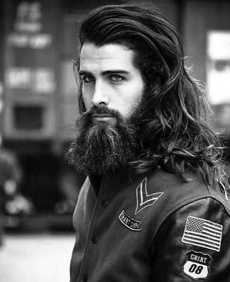 Beard Styles Look Skjegg