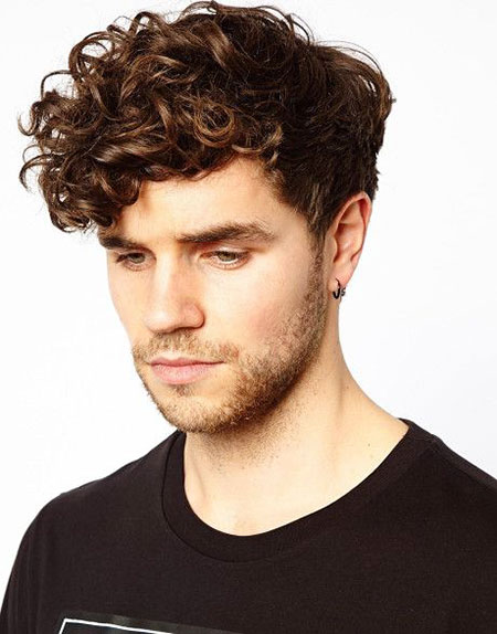 30 Mens Hairstyles for Curly Hair – Cool Men\'s Hairstyles 2018