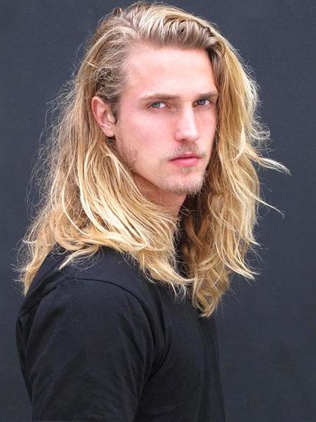 Long Leto Hair Jared