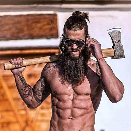 Beard Beards Hipster Fashion