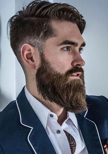 Beard Barba Hair Styles