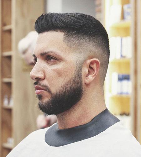 Fade Styles Beard High