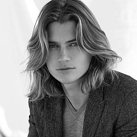 Long Hairstyles – Cool Men\'s Hairstyles 2018
