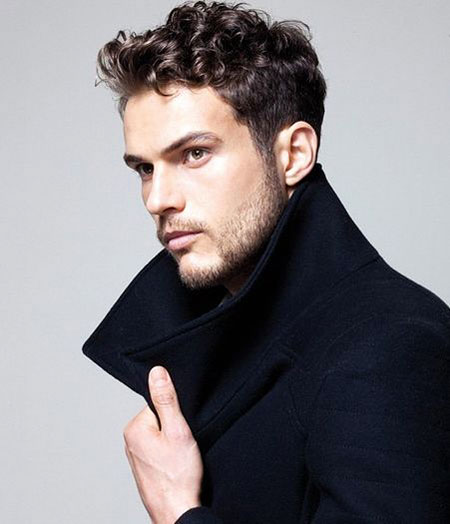 30 Mens Hairstyles for Curly Hair - Cool Men's Hairstyles 2020