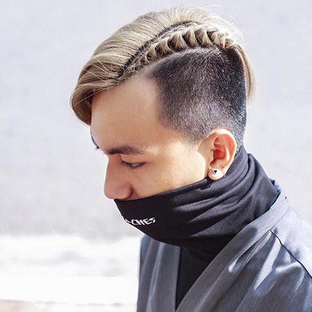 Hair Fade Haircut Mens