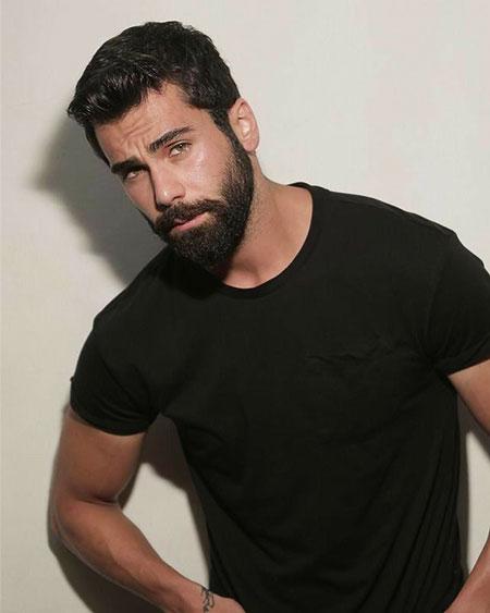 Beard Shirt Polo Boy