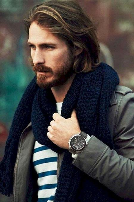Trendy Long Men Haircut, Trendy Styles Hair Hairtyles