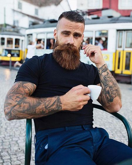 Long Beard Short Hair, Beard All Beards Natural