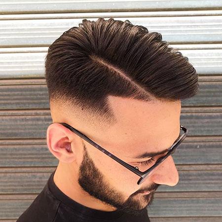 Comb Over Men Hair, Hair Fade Hairtyles Haircuts
