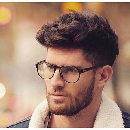 Curly Wavy Hair for Men, Curly Short Hair Jamie
