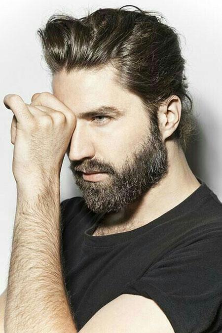 Hot Men Style, Mens Beards Hairtyles Fashion