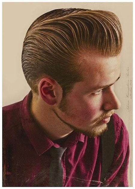 Classic Pompadour Hairtyle, Hair Classic Pompadour Hairtyles