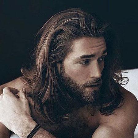Bedhead Hair for Men, Long Leto Thorin Jason