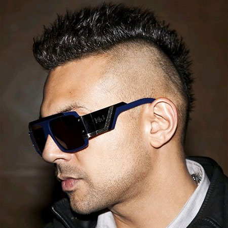 Punk Haircut, Hair Mens Haircut Short