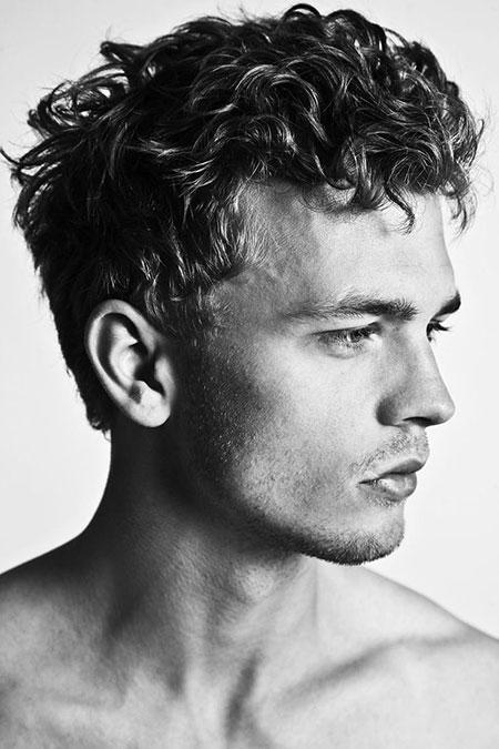 Cute Curly Hair for Boys, Curly Benedict Boy Sherlock