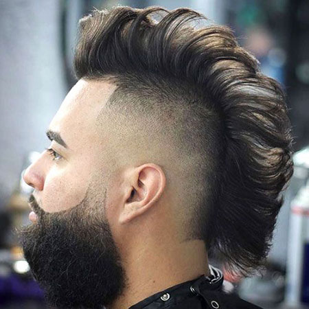 Punk Style for Men, Fade Hair Hairtyles Undercut