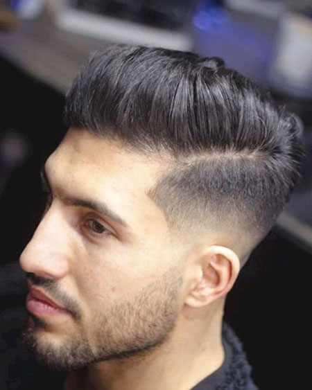 Haircuts Fade Hair Trendy