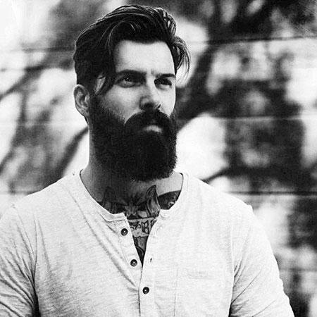 Beard Medium Styles Lincoln