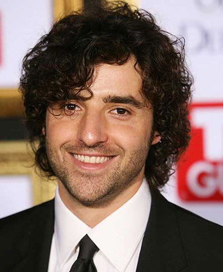 Curly Groban Josh Attractive