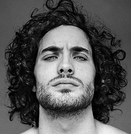 Curly Thrones Hard Wavy