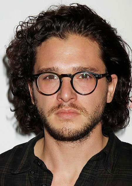 Curly Tom Groban Josh