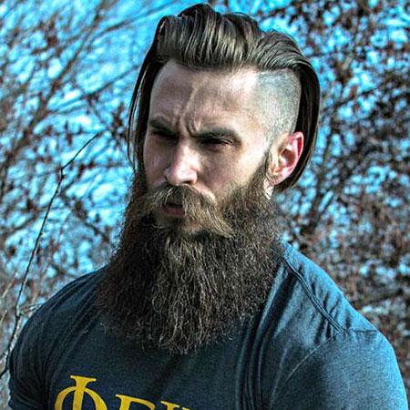 Beard Long Full Facial