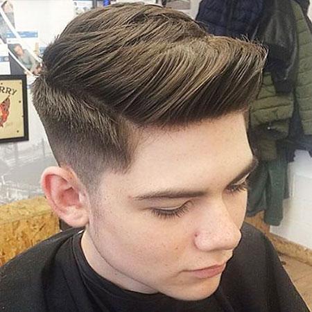 Haircuts Hair Fade 40