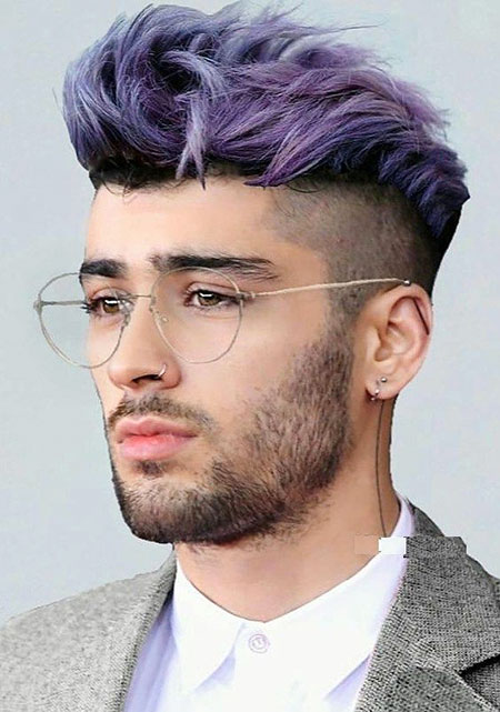 Men Purple Zayn 40