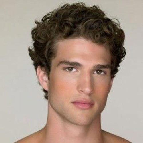 Curly Hairstyles For Boys