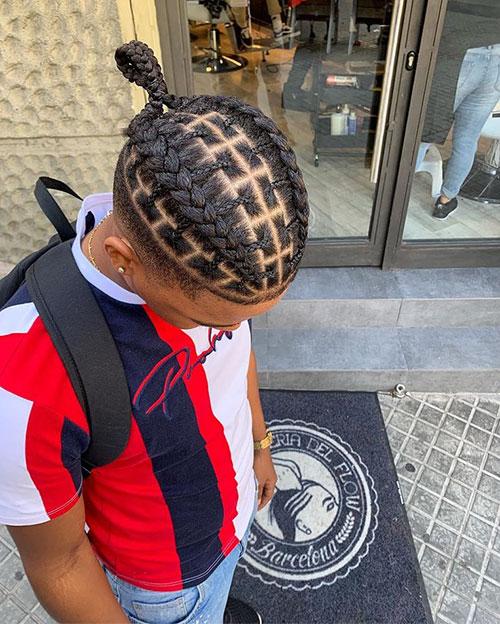 Allen Iverson Hairstyles And Braid Designs